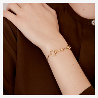 Filet d'Or bracelet, very small model -