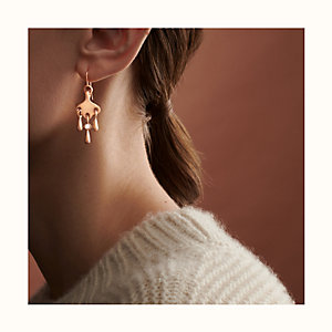 Filet d'Or earrings