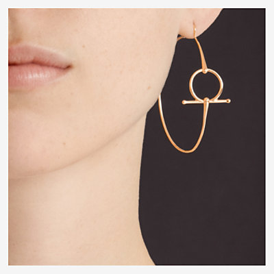 Filet d'Or earrings -