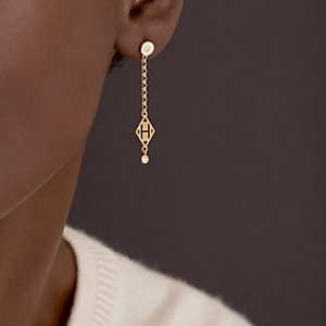 Gambade H earrings