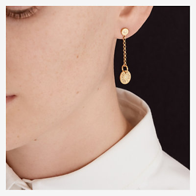 Gambade Clou de Selle earrings -