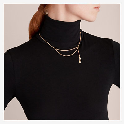 Chaine d'Ancre Mini Punk necklace -