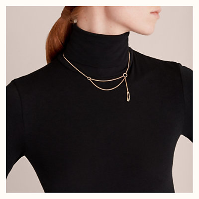 Chaine d'Ancre Mini Punk necklace