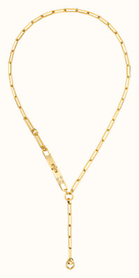 Kelly Chaine lariat necklace, small model -