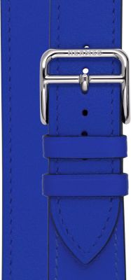 Heure H Watch Strap Double Tour, 26 x 26 mm, short