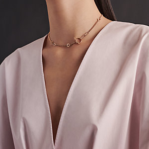 Echappee Hermes necklace