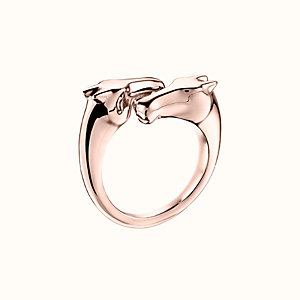 Galop Hermes ring, small model