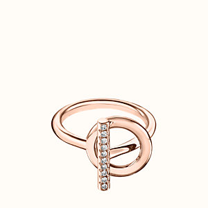 Echappee Hermes ring, small model