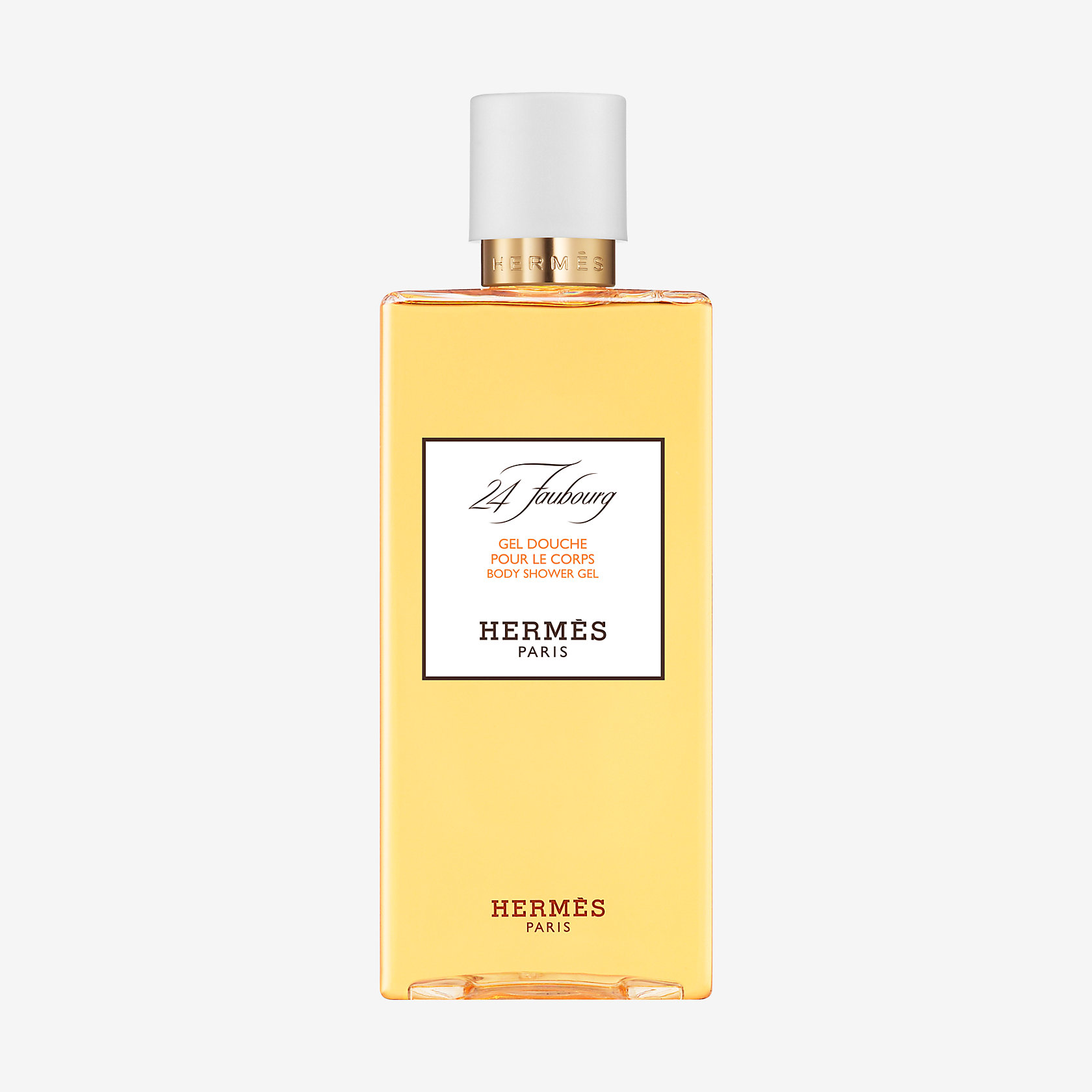 24 Faubourg Perfumed Bath And Shower Gel Herms Hermes Woman Edp 100 Ml