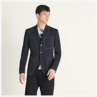 24 Light jacket - worn