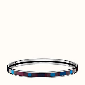 Faubourg Rainbow Pois bangle