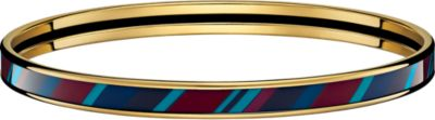 Faubourg Rainbow Rayures bangle