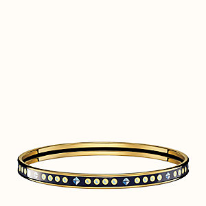 Colliers de Chiens Pois Clous bangle