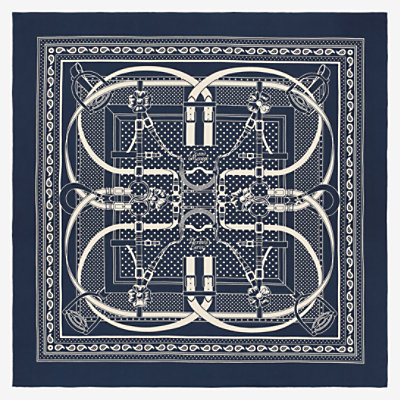Grand Manege Bandana shawl 140 -