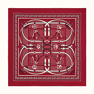 Grand Manege Bandana shawl 140