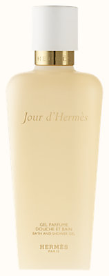 Jour d'Hermes Perfumed bath and shower gel -