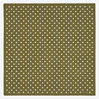 Seidentuch H 65 Pretty Dots -