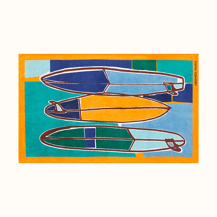 zoom image, 3 Surfs beach towel