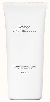 Voyage d'Hermes Perfumed body lotion