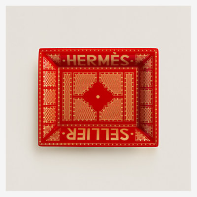 Hermes Sellier change tray -