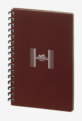 Lined agenda refill, large model -