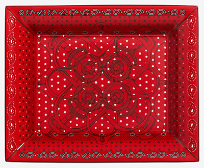 Eperons d'Or Bandana change tray -