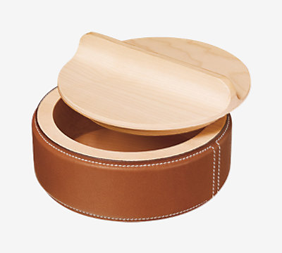 Equilibre d'Hermes round box -