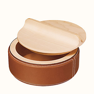 Equilibre d'Hermes round box