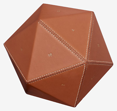 Equilibre d'Hermes icosahedron -