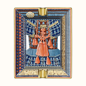 Parures de Samourais ashtray