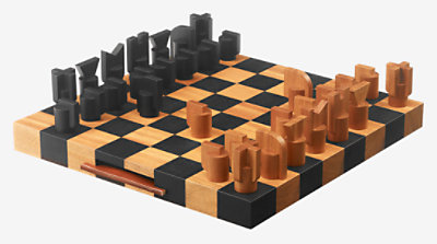 Horsecut chess game -