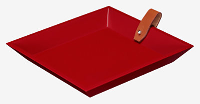 Tibi square change tray -