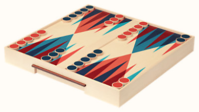 Jeu de backgammon Palio