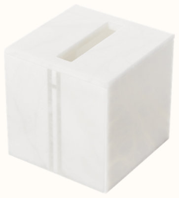 Ariane square tissue box