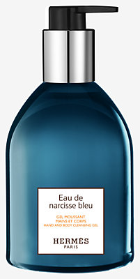 Eau de narcisse bleu Cleansing gel -