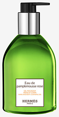 Eau de Pamplemousse Rose hand and body cleansing gel -