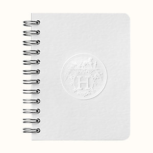 Recharge feuilles blanches cahier Ulysse mini