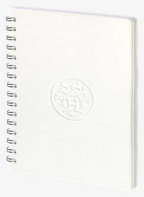 Ulysse gridded notebook refill, medium model -