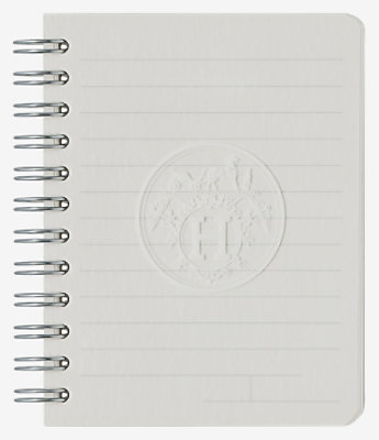 Ulysse lined notebook refill, mini model -