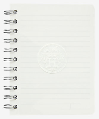 Ulysse lined notebook refill, small model -
