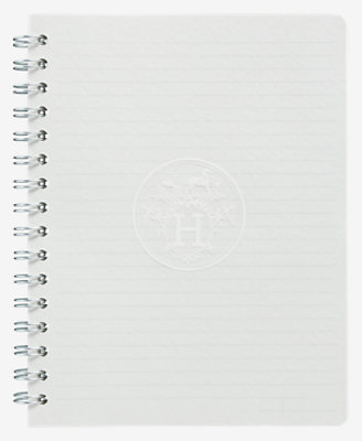 Ulysse lined notebook refill, medium model -
