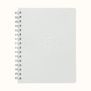 Ulysse lined notebook refill, medium model