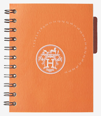 Ulysse calendar notebook refill, small model -