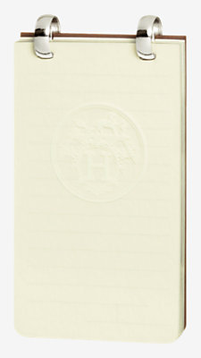 Ex-Libris lined notebook refill, small model -