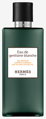 Eau de gentiane blanche Shower gel -