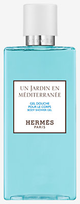 Un Jardin en Mediterranee Perfumed bath and shower gel -