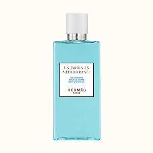 Un Jardin en Mediterranee Perfumed bath and shower gel