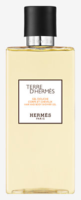 Terre d'Hermes Shower gel -