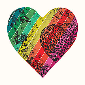 Pochette Jungle Love Rainbow