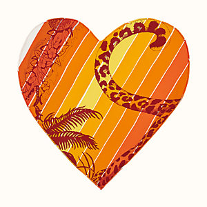 Jungle Love Rainbow pocket square